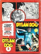 Verso de Dylan Dog (en italien) -7- La zona del crepuscolo