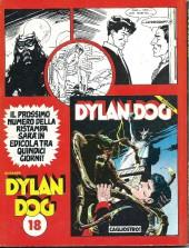 Verso de Dylan Dog (en italien) -17- La dama in nero