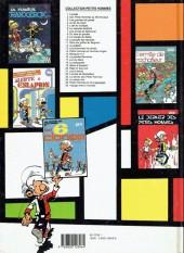 Verso de Les petits hommes -2a1990- Des petits hommes au brontoxique