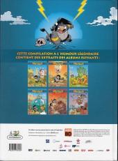 Verso de Les petits Mythos -48hBD- La Compil' mythologique