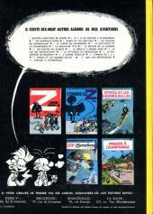 Verso de Spirou et Fantasio -20- Le faiseur d'or
