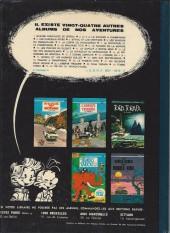 Verso de Spirou et Fantasio -17c75- Spirou et les hommes-bulles