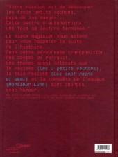 Verso de Le grimoire de la forêt des contes imaginaires - Le Grimoire de la forêt des contes imaginaires