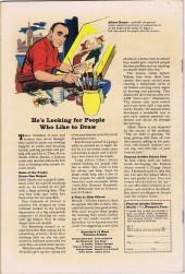 Verso de Strange Tales (Marvel - 1951) -139-
