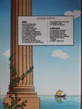 Verso de Alix -15a1982- L'enfant grec