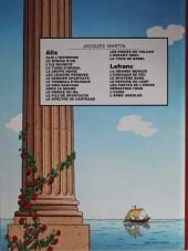 Verso de Alix -5c1981a- La griffe noire