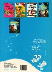 Verso de Boule et Bill -7e84a- Album N° 7 des gags de Boule et Bill