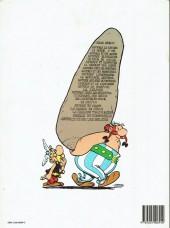 Verso de Astérix -20a86- Astérix en Corse