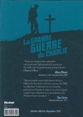 Verso de La grande Guerre de Charlie -1a- La bataille de la Somme -1