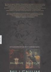 Verso de Millénium -INT1- Millenium, tomes 1 & 2