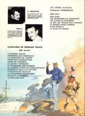Verso de Bernard Prince -6a1978- La loi de l'ouragan