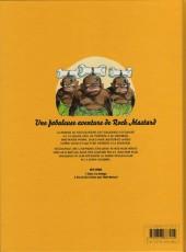 Verso de Rock Mastard -2a2013- Echec à la gestapo