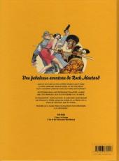 Verso de Rock Mastard -1c- Pas de Deo Gratias pour Rock Mastard