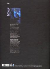 Verso de Batman : Des cris dans la nuit - Batman - Des cris dans la nuit