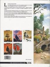 Verso de Les pionniers du Nouveau Monde -4a90- La croix de Saint-Louis