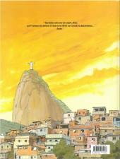 Verso de Rio (Rouge/Garcia) -1- Dieu pour tous