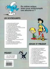 Verso de Johan et Pirlouit -8f03- Le sire de montrésor