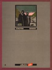 Verso de Métamorphoses (Schuiten/Renard) -2- Le rail