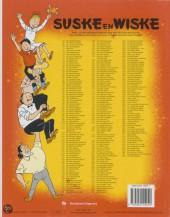 Verso de Suske en Wiske -139- De boze boomzalver