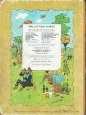 Verso de Jo, Zette et Jocko (Les Aventures de) -5B24- La vallée des cobras
