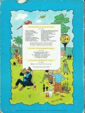 Verso de Jo, Zette et Jocko (Les Aventures de) -1B35- Le testament de m. pump