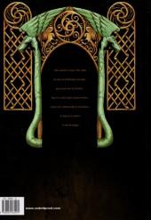 Verso de Merlin - La quête de l'épée -2b- La forteresse de Kunjir