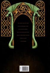 Verso de Merlin - La quête de l'épée -3a- Swerg le maudit