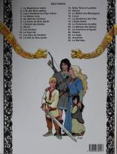 Verso de Thorgal -6c2000- La Chute de Brek Zarith