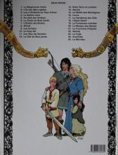 Verso de Thorgal -7c1999- L'enfant des étoiles