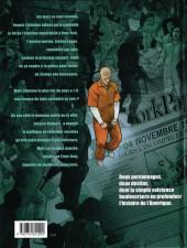Verso de Le pouvoir des Innocents (Cycle II - Car l'enfer est ici) -4- 2 visions pour un pays