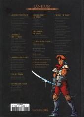 Verso de Lanfeust et les mondes de Troy - La collection (Hachette) -38- Tykko des sables - La cité engloutie