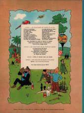 Verso de Tintin (Historique) -5B38- Le lotus bleu