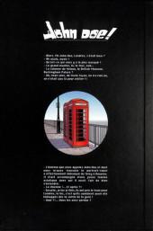 Verso de John Doe ! -3TL- London Pepperoni