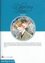 Verso de Blooming Moon -2- Tome 2