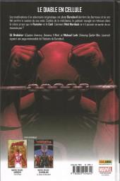 Verso de Daredevil par Brubaker (Marvel Deluxe) -1- Le Diable en Cavale