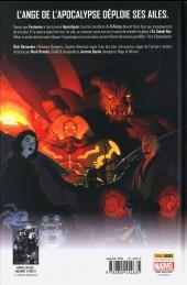 Verso de Uncanny X-Force -2- La Saga de l'Ange Noir