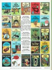 Verso de Tintin (Historique) -18C3ter- L'affaire Tournesol