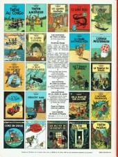 Verso de Tintin (Historique) -20C6- Tintin au tibet