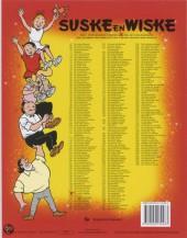 Verso de Suske en Wiske -157- De mollige meivis