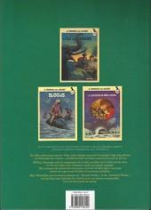 Verso de La patrouille des Castors -INT7- L'intégrale 7 (1984-1989)