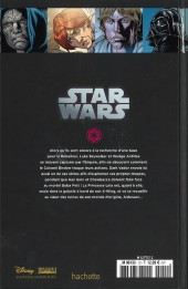 Verso de Star Wars - Légendes - La Collection (Hachette) -1255- Star Wars - II. Haute trahison
