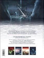 Verso de Complot -4- Le naufrage du Titanic