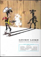 Verso de Lucky Luke -46a80- Le fil qui chante