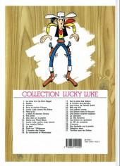 Verso de Lucky Luke -15c1999- L'évasion des Dalton