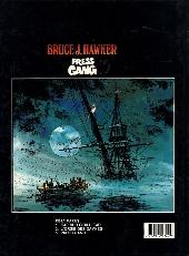 Verso de Bruce J. Hawker -3- Press gang