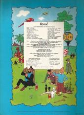 Verso de Jo, Zette et Jocko (Les Aventures de) -1B43bis- Le testament de M. Pump