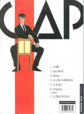 Verso de Capricorne -1b00- L'objet