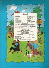 Verso de Jo, Zette et Jocko (Les Aventures de) -2B43bis- Destination New York