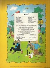 Verso de Jo, Zette et Jocko (Les Aventures de) -5C4- La vallée des cobras