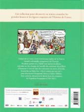 Verso de L'histoire de France en BD (Joly/Heitz) -1048hBD- Napoléon... et l'Empire !